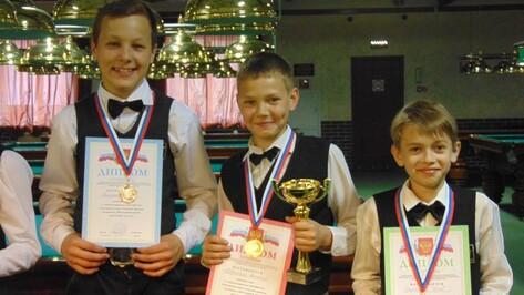 Бутурлиновские бильярдисты завоевали 5 медалей на турнире в Воронеже