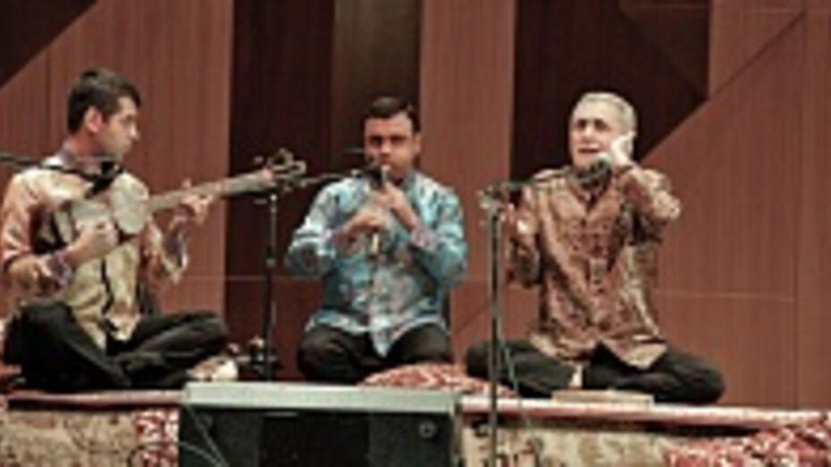 Воронежцы познакомились с традиционной азербайджанской музыкой