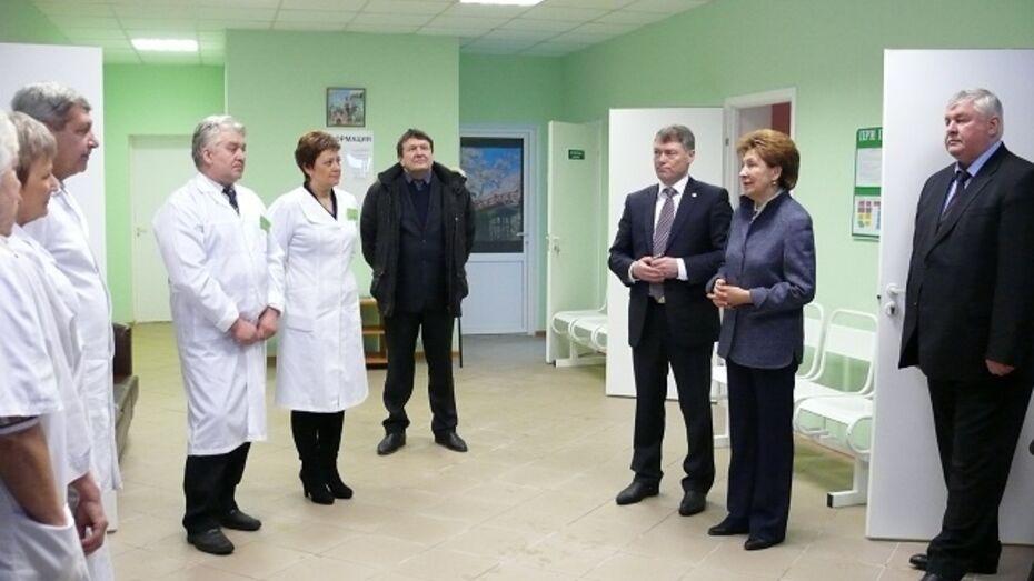 В Рамонском районе открылся новый офис врача общей практики
