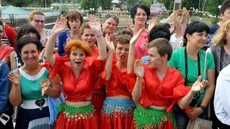 Фестиваль «Радуга жизни» в Воронежской области собрал представителей 3 регионов