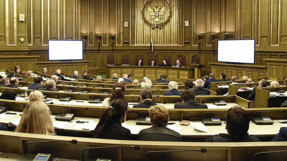 Обвиненный в растрате экс-ректор воронежского вуза дойдет до Верховного суда