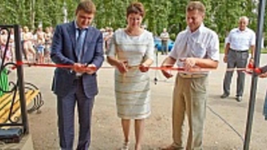 В аннинском селе открылся офис государственных и муниципальных услуг «Мои документы»
