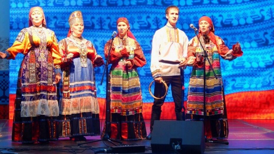 Бутурлиновская «Славяночка» представила Воронежскую область на Всероссийском фестивале в Сочи