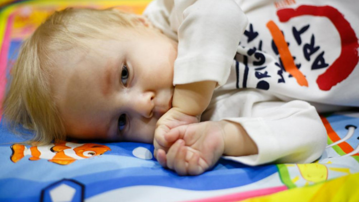 «Снится, что сын бегает». Еще одна семья в Воронеже начала сбор на укол за 2,2 млн долларов
