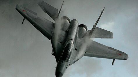Летчики-истребители отразили атаку условного противника над Воронежем
