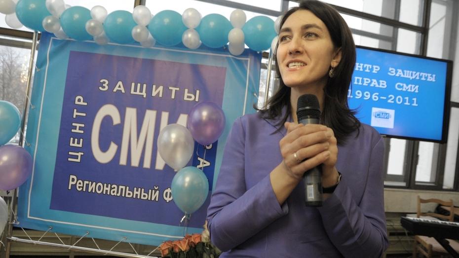 Губернатор Воронежской области поддержал Центр защиты прав СМИ