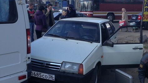 Воронежские полицейские задержали угонщика «восьмерки»
