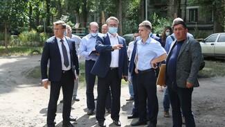 Мэр Воронежа анонсировал принудительное благоустройство дворов
