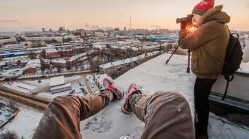 Воронежские руферы предложили коммунальщикам помощь в очистке крыш от снега