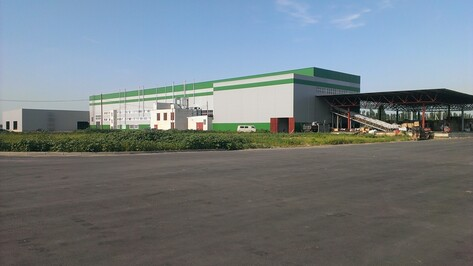 На воронежский завод «ЭкоЛайнер» вернули электроэнергию