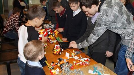 Семилукский фестиваль робототехники собрал более 100 зрителей