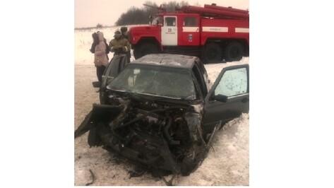 В ДТП с рейсовым «ПАЗом» под Воронежем пострадали 4 человека