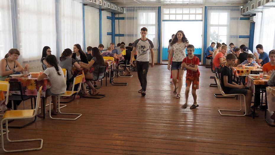 Три детских лагеря стали очагами коронавируса в Воронежской области