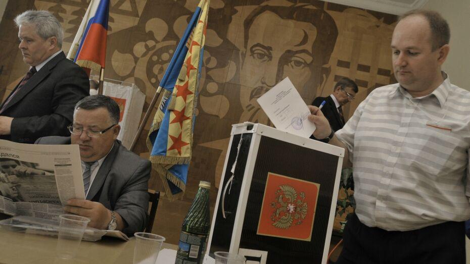 В Воронежской области назначат новых членов 3 территориальных избирательных комиссий