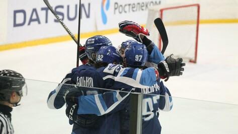 Хоккеисты «Россоши» всухую обыграли «СКА-Карелию»