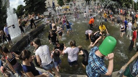 Солнечные и жаркие выходные наступят в Воронеже