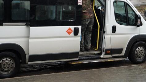 Власти Воронежа на два месяца изменят движение маршрутки №13