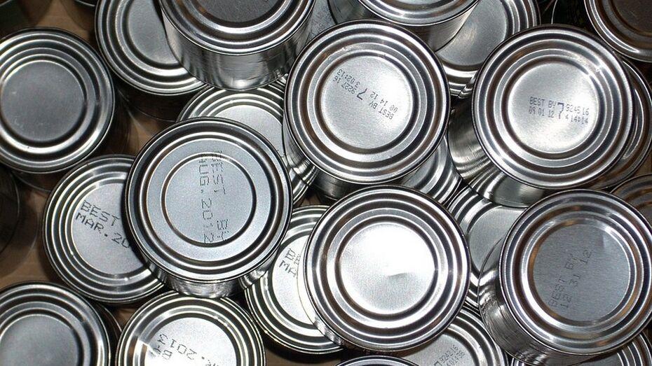 Жители Воронежской области прятали ворованные консервы и пиво на кладбище