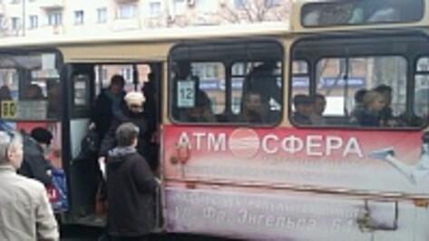 «Граждане в ярости» собрали 75 подписей воронежцев против повышения стоимости проезда