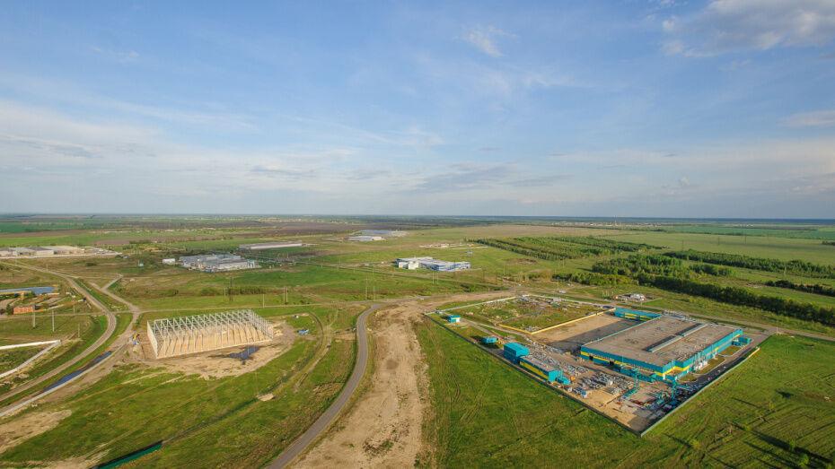 Строительство инфраструктуры ОЭЗ под Воронежем обойдется в 458 млн рублей