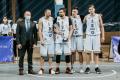 Команда Нововоронежской АЭС победила в I туре фестиваля баскетбола среди команд ЦФО