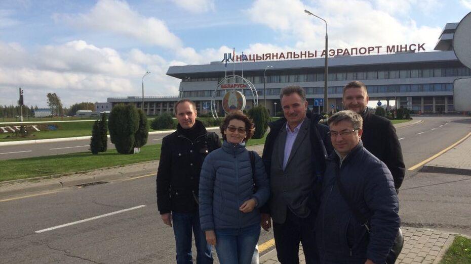 Специалист Нововоронежской АЭС обучила культуре безопасности белорусских коллег