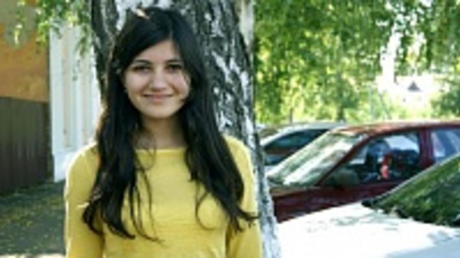 Поворинская школьница Валерия Бабаян стала призером областного конкурса «Самый грамотный»