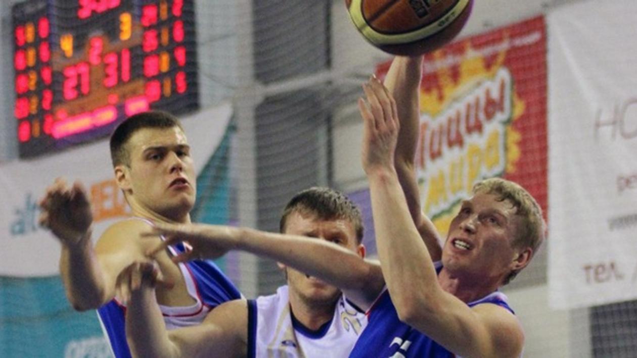 Баскетболисты «Согдианы-СКИФ» досрочно вышли в «Финал восьми» высшей лиги
