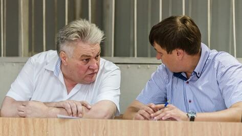 Александр Трубников в воронежском суде пообещал «вернуть себе доброе имя»