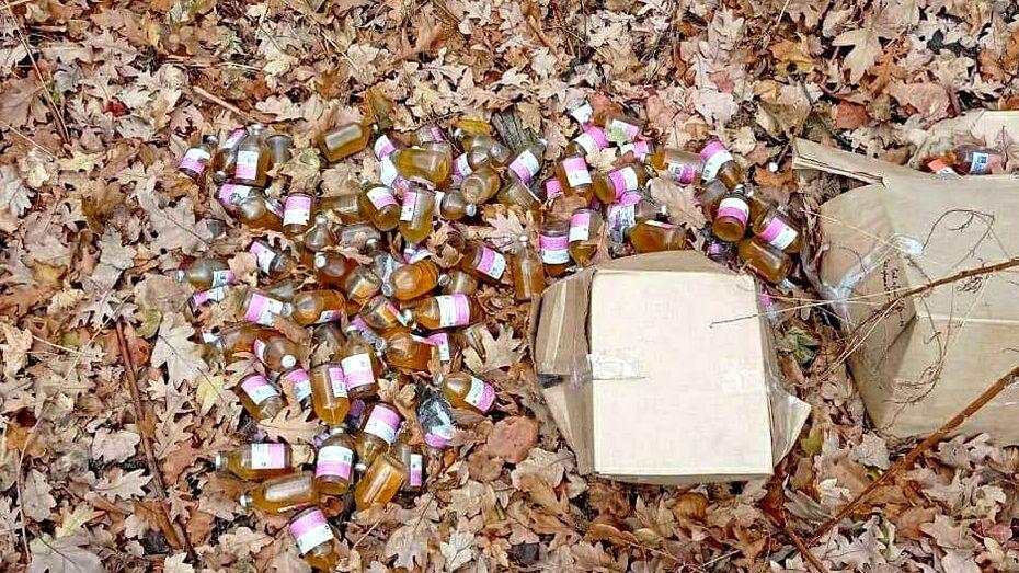 Флаконы с вакциной от сибирской язвы выбросили в Воронеже, чтобы не везти на утилизацию