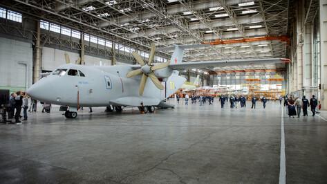 Воронежский авиазавод хотят нагрузить производством 200 Ил-112В