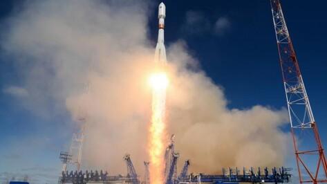 Запуск ракеты-носителя с воронежским двигателем попал на видео