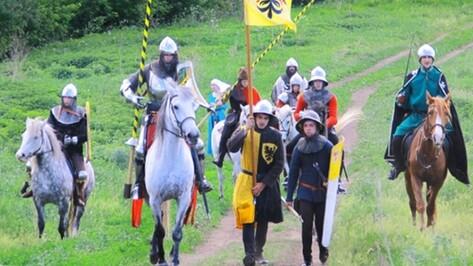 Воронежцев пригласили на праздник в средневековом стиле
