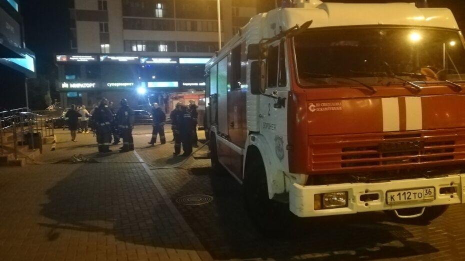 Двое взрослых и 4-летний ребенок пострадали при пожаре в Воронеже