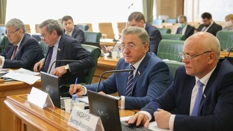 Воронежский сенатор Сергей Лукин: Оформить налоговый вычет при покупке жилья станет проще