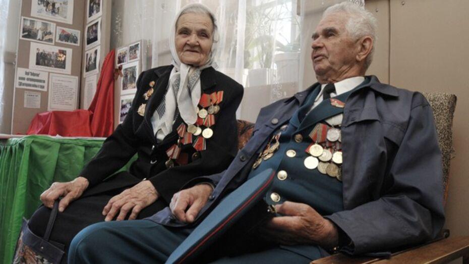 Путин поздравит ветеранов Воронежской области