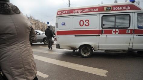 В Воронеже на пешеходном переходе сбили ребенка