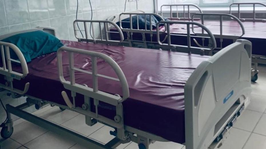 В воронежской областной больнице вновь открыли «ковидный корпус» на 450 коек
