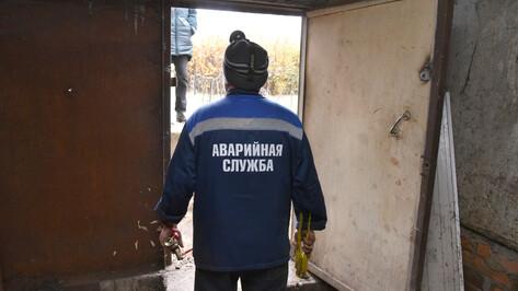 В Воронеже устранили потоп в подвале дома в Березовой Роще