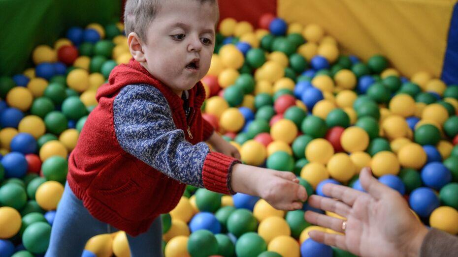 История от РИА «Воронеж». Как малыш с синдромом Аперта обрел семью
