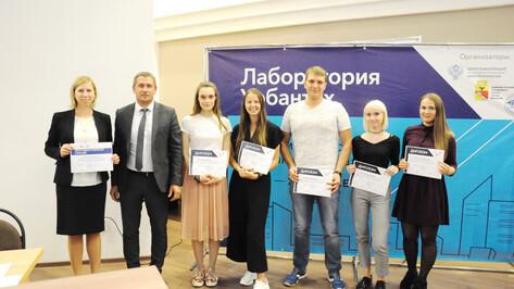 В ВГТУ выбрали лучший проект благоустройства Аллеи архитекторов в Воронеже