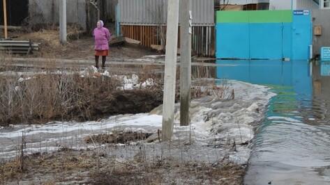Воронежские спасатели составят список мест, где опасно строить дома