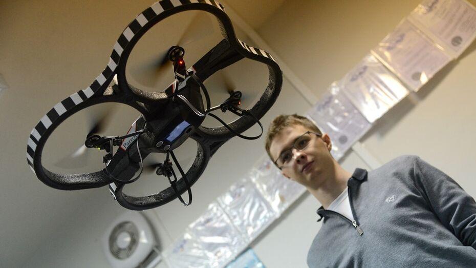 Воронежские ученые создали способ управлять дроном с помощью взгляда