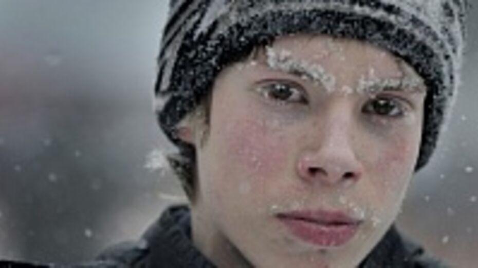 В Панинском районе из-за мороза отменены занятия в школах