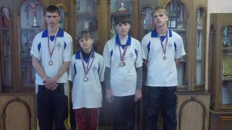 Дети-сироты из Новохоперского района завоевали на областной специальной олимпиаде семь медалей