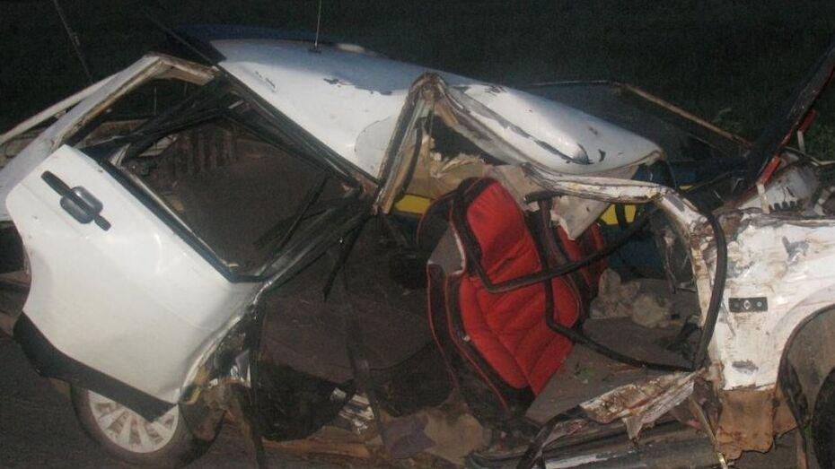 При столкновении с «КамАЗом» погиб 36-летний воронежец