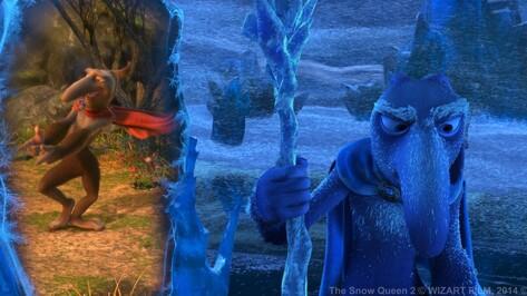 Воронежские мультипликаторы начали писать сценарий к «Снежной королеве-3»