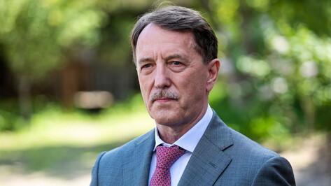 Экс-губернатор Воронежской области Алексей Гордеев завел страницы в соцсетях