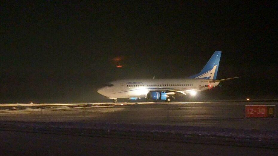 Пьяный воронежец устроил дебош в самолете