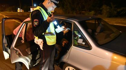 В Воронеже полицейские проведут сплошные проверки водителей